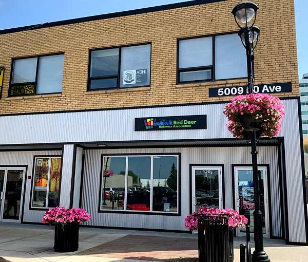 Downtown Red Deer Business Association