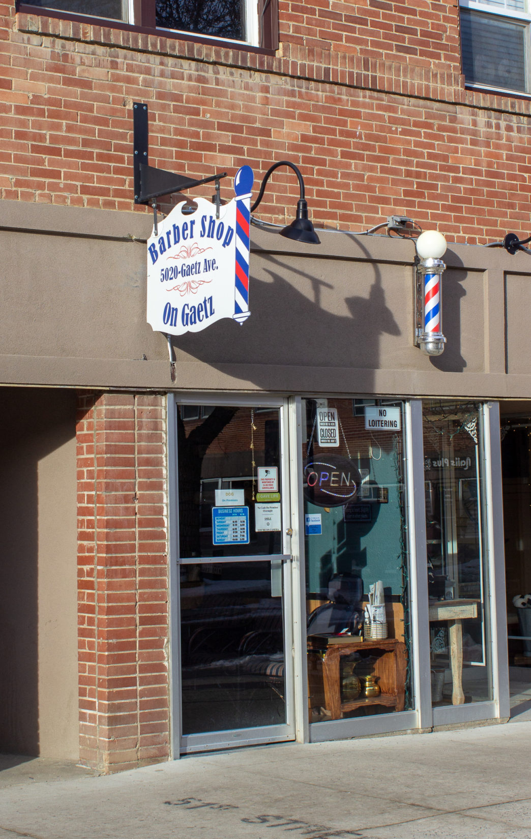 Business Spotlight – Barbershop on Gaetz