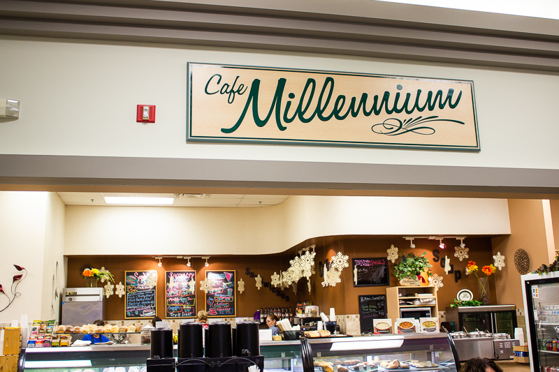 Business Spotlight – Cafe Millennium