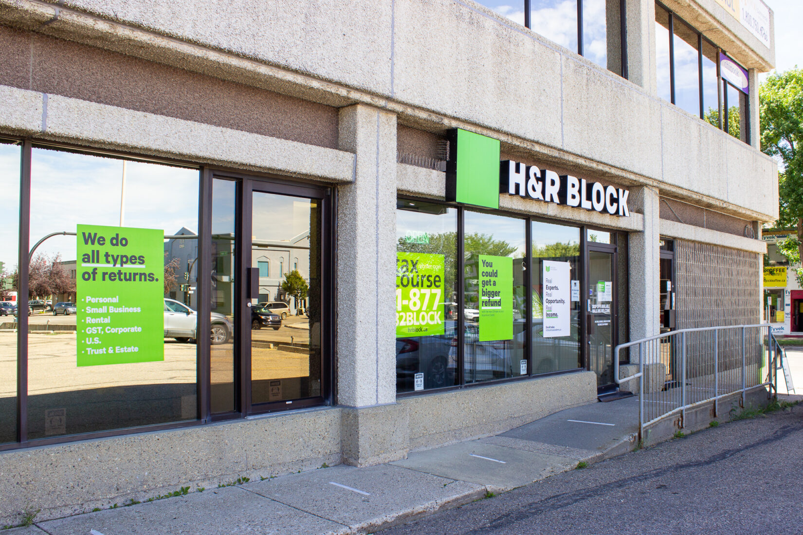 Business Spotlight: H&R Block