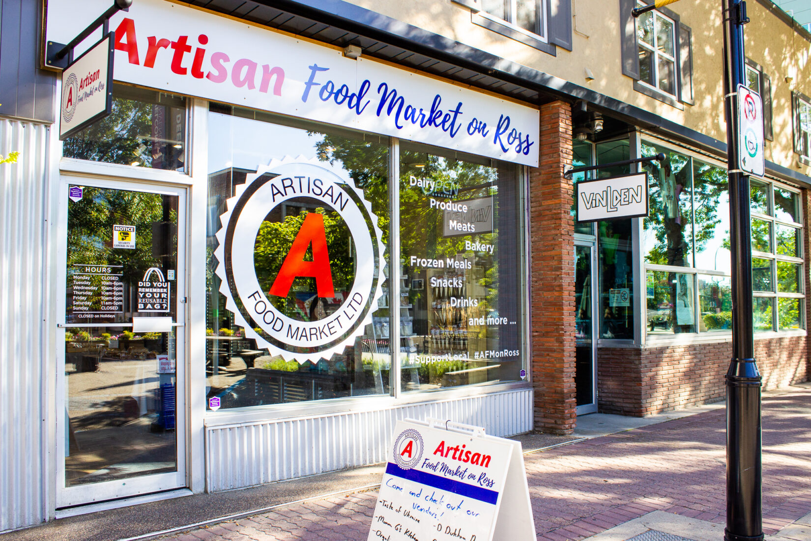 Business Spotlight: Artisan Food Market