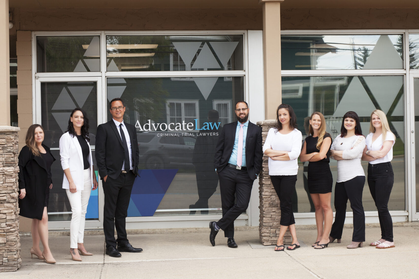 Business Spotlight: Advocate Law