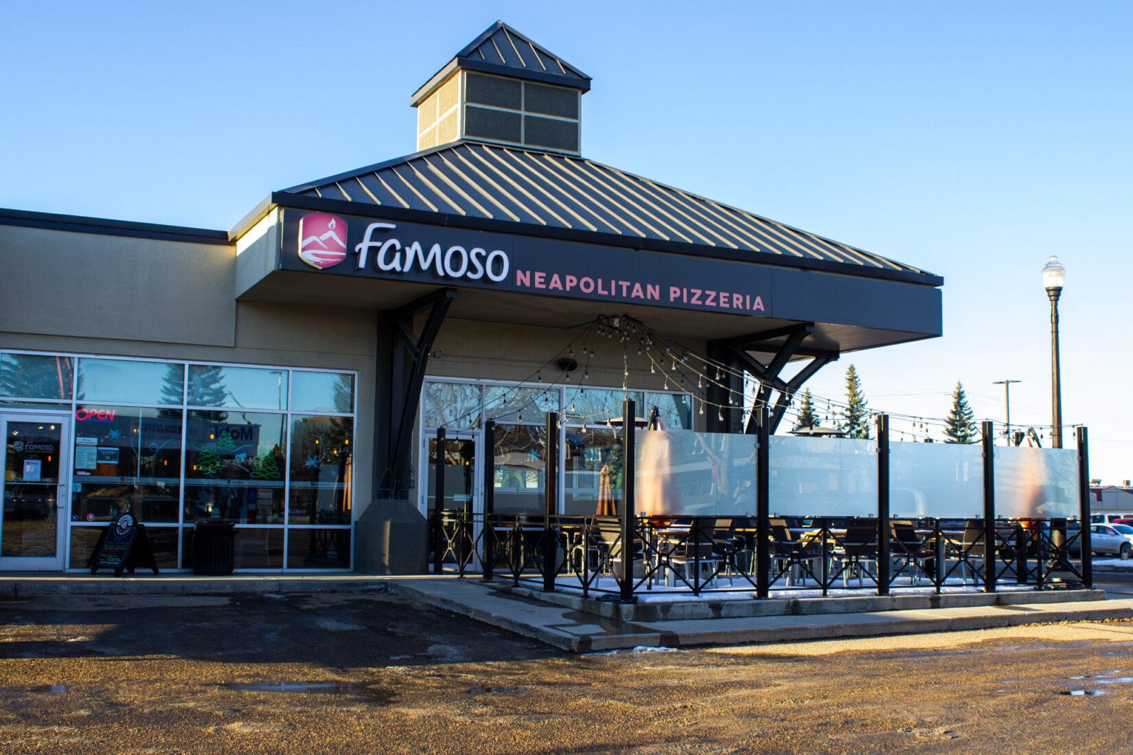 Business Spotlight: Famoso Neapolitan Pizzeria