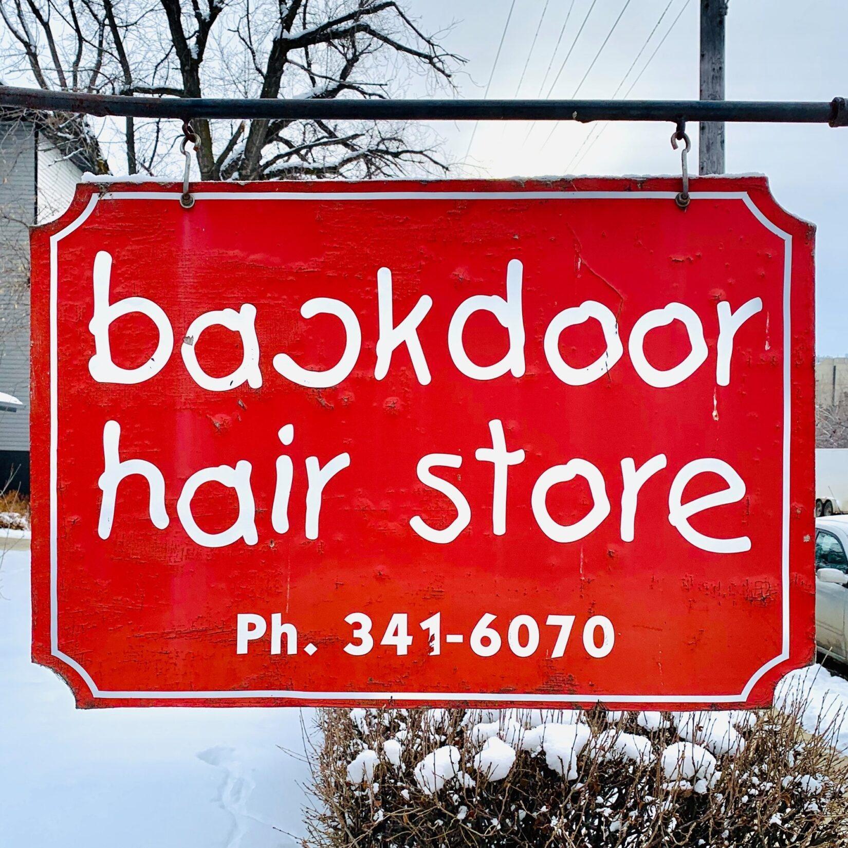 Business Spotlight: Backdoor Hair Store