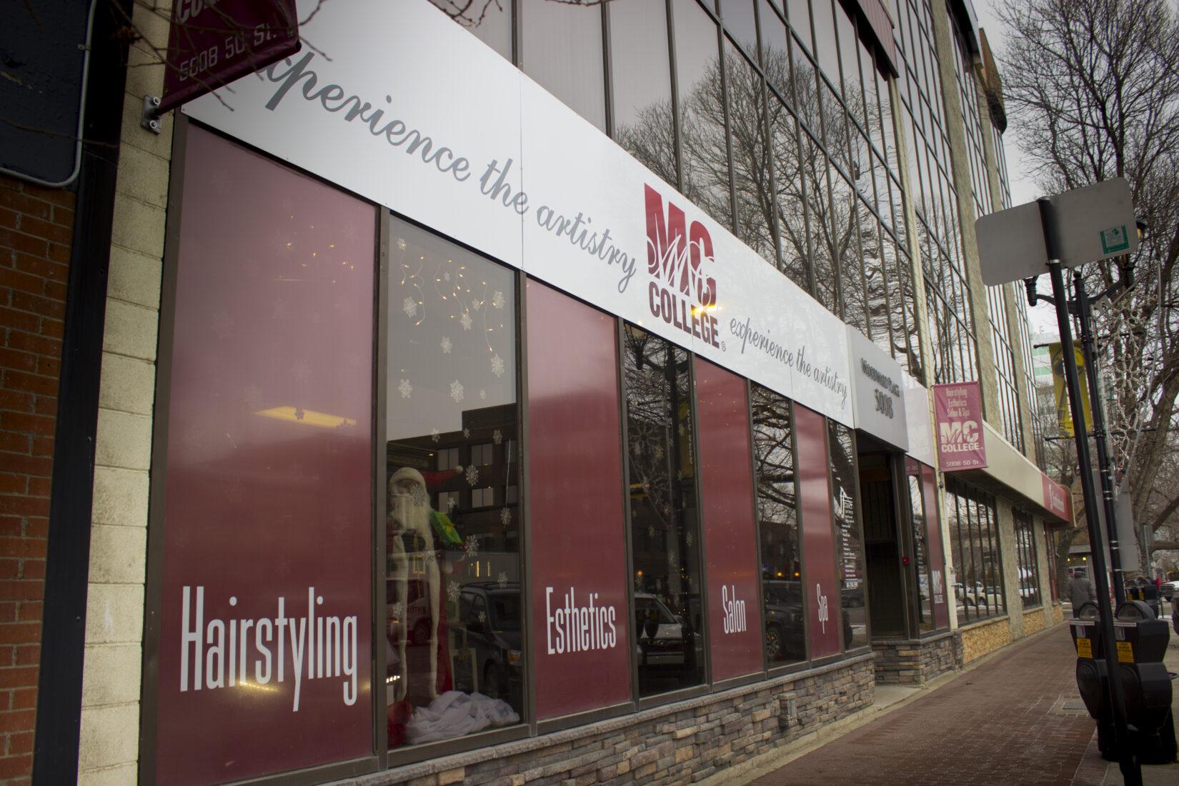 Business Spotlight: MC College