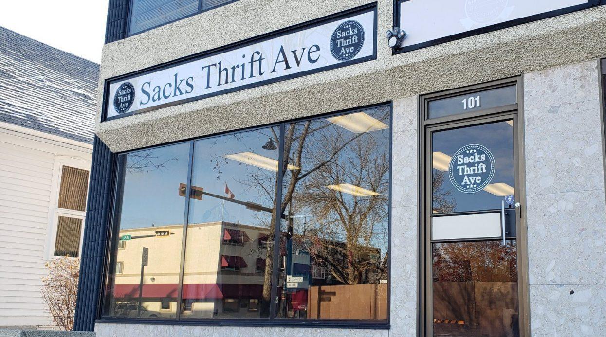 Business Spotlight: Sacks Thrift Ave